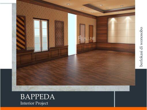 Ruang Rapat Bappeda Wonosobo
