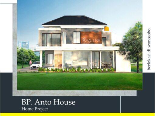 Rumah Bp. Anto