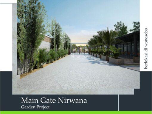 Main Gate Nirwana Asri