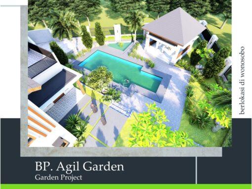 Mr. Agil Backyard Garden